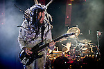 Brian Head Welch of Korn performs during the 2013 Rock On The Range festival at Columbus Crew Stadium in Columbus, Ohio.