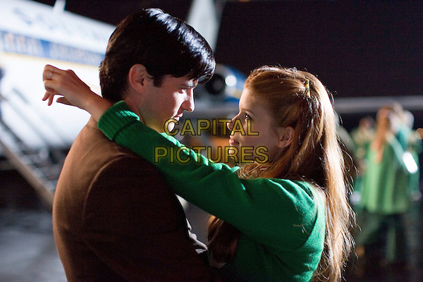 WES BROWN & KATE MARA.in We Are Marshall .**Editorial Use Only**.CAP/FB.Supplied by Capital Pictures