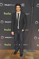 www.acepixs.com<br /> <br /> March 18 2017, LA<br /> <br /> Brandon Routh arriving at the Paley Center For Media's 34th Annual PaleyFest Los Angeles - The CW's Heroes and Aliens - on March 18, 2017 in Hollywood, California<br /> <br /> By Line: Peter West/ACE Pictures<br /> <br /> <br /> ACE Pictures Inc<br /> Tel: 6467670430<br /> Email: info@acepixs.com<br /> www.acepixs.com