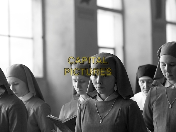 Agata Trzebuchowska<br /> in Ida (2013) <br /> *Filmstill - Editorial Use Only*<br /> CAP/FB<br /> Image supplied by Capital Pictures