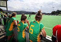 Southern v Central Women. National Hockey League Day One action, National Hockey Stadium, Wellington, New Zealand. Sunday 16 September 2018. Photo: Simon Watts/www.bwmedia.co.nz/Hockey NZ