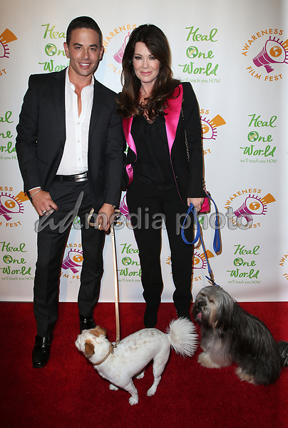 "05 October 2017 - Los Angeles, California - Dr. John Sessa, Lisa Vanderpump. ""The Road To Yulin And Beyond"" Los Angeles Premiere. Photo Credit: F. Sadou/AdMedia"