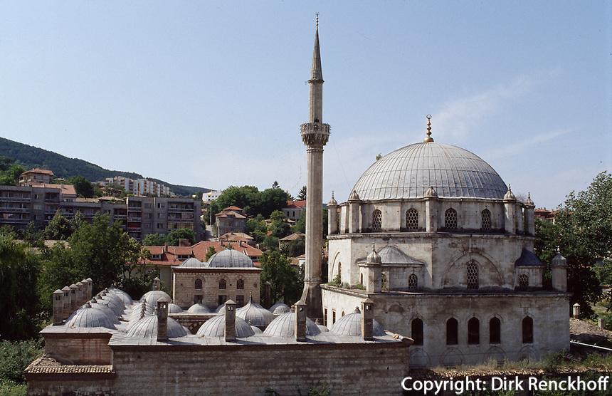 Bulgarien, Shumen. Tombul-Moschee
