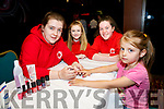 Enjoying the Irish Red Cross Tea Party to mark  World Red Cross Day at the Grand Hotel on Sunday were Ciara Lynch,  Jessica Moynihan, Melanie Smith, Laura Murphy