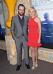 Joshua Leonard and Alison Pill at The  Los Angeles Season 3 Premiere of HBO's series THE NEWSROOM held at The DGA in West Hollywood, California on November 04,2014                                                                               © 2014 Hollywood Press Agency