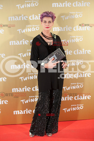 Antonia Dell'Atte attends Marie Claire´s XII Fashion Prix ceremony in Madrid, Spain. November 19, 2014. (ALTERPHOTOS/Victor Blanco)