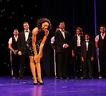 Curtain Call with Cast of North American Premiere at the opening night of The Bodyguard The Musical at the Paper Mill Playhouse December 4 running until January 1, 2107.  (Photo by Sue Coflin/Max Photos)