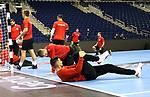 09.01.2019, Mercedes Benz Arena, Berlin, GER, Deutsche Nationalmannschaft, im Bild <br /> Fabian Wiede (GER #10)<br /> <br />      <br /> Foto © nordphoto / Engler