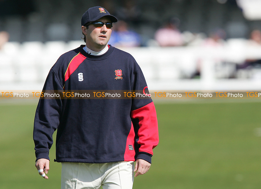 Ronnie Irani, Captain of Essex CCC - Essex CCC vs Surrey CCC - Friendly Match at Ford County Ground, Chelmsford, Essex - 05/04/07 - MANDATORY CREDIT:  Gavin Ellis/TGSPHOTO - IMAGES USED WILL BE INVOICED AT STANDARD RATES