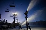 Tahoe Snowmaking