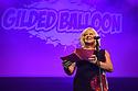 Edinburgh, UK. 04.08.2016. The Gilded Balloon launches its Edinburgh Festival Fringe 2016 programme. Picture shows: Karen Koren. Photograph © Jane Hobson.