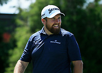 Shane Lowry (IRL) during the second round of The Northern Trust, Liberty National Golf Club, Jersey City, New Jersey, USA. 09/08/2019.<br /> Picture Michael Cohen / Golffile.ie<br /> <br /> All photo usage must carry mandatory copyright credit (© Golffile | Michael Cohen)
