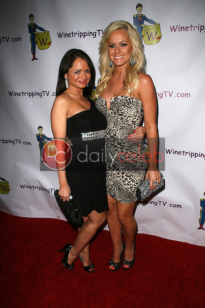 Berna Roberts and Katie Lohmann<br />