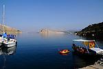 Brücke vom Festland auf die Insel Krk. Bridge from the main-land to the island of KRK. Bucht nahe Voz, Bay near Voz. Krk Island, Dalmatia, Croatia. Insel Krk, Dalmatien, Kroatien. Krk is a Croatian island in the northern Adriatic Sea, located near Rijeka in the Bay of Kvarner and part of the Primorje-Gorski Kotar county. Krk ist mit 405,22 qkm nach Cres die zweitgroesste Insel in der Adria. Sie gehoert zu Kroatien und liegt in der Kvarner-Bucht suedoestlich von Rijeka.
