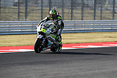 8th September 2017, Misano World Circuit, Misano Adriatico, San Marino; San Marino MotoGP, Friday free practice; Cal Crutchlow (LCR Honda) during the free practice sessions