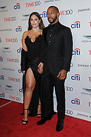 www.acepixs.com<br /> April 25, 2017  New York City<br /> <br /> Ashley Graham and Justin Ervin attending the 2017 Time 100 Gala at Jazz at Lincoln Center on April 25, 2017 in New York City.<br /> <br /> Credit: Kristin Callahan/ACE Pictures<br /> <br /> <br /> Tel: 646 769 0430<br /> Email: info@acepixs.com