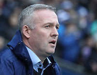 Ipswich Town's Manager Paul Lambert <br /> <br /> Photographer Mick Walker/CameraSport<br /> <br /> The EFL Sky Bet Championship - Blackburn Rovers v Ipswich Town - Saturday 19 January 2019 - Ewood Park - Blackburn<br /> <br /> World Copyright © 2019 CameraSport. All rights reserved. 43 Linden Ave. Countesthorpe. Leicester. England. LE8 5PG - Tel: +44 (0) 116 277 4147 - admin@camerasport.com - www.camerasport.com
