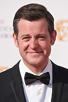 Matt Baker<br /> at the 2016 BAFTA TV Awards, Royal Festival Hall, London<br /> <br /> <br /> &copy;Ash Knotek  D3115 8/05/2016