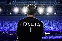 Paolo Zizza Italy's coach <br /> Budapest 11/01/2020 Duna Arena <br /> Photo Andrea Staccioli / Insidefoto / Deepbluemedia