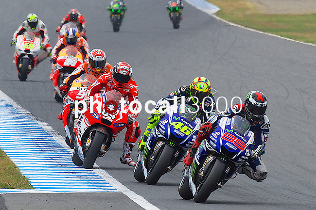 GP Moto of Japan during the Moto World Championship 2014 in Motegi.<br /> MotoGP<br /> <br /> Rafa Marrodán/PHOTOCALL3000