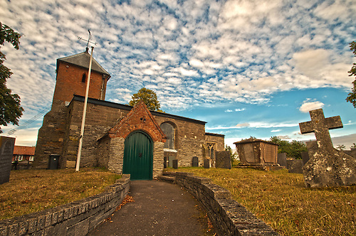 I have always wanted  to shoot these village church's in the Nottinghamshire area. These are from the Wiverton Group. This one is the Trinity church Tythby.
