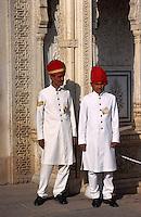 Indien, Rajasthan, Jaipur, im City-Palast