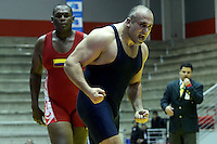 Lucha 2013 Sudamericano 120kg  Andres Ayud