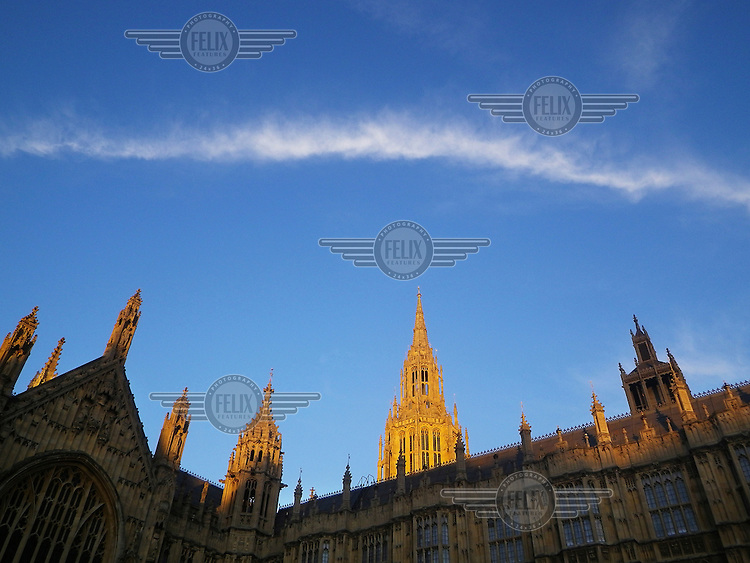 The Palace of Westminster, also known as the Houses of Parliament or Westminster Palace, is the meeting place of the two houses of the Parliament of the United Kingdom ? the House of Lords and the House of Commons.