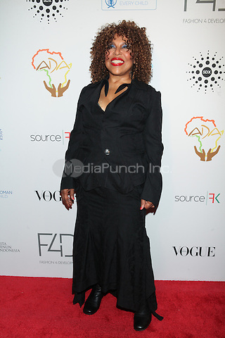 NEW YORK, NY - SEPTEMBER 25: Roberta Flack at Fashion 4 Development's 2nd Annual First Ladies Luncheon at The Pierre Hotel in New York City. September 25, 2012. © Diego Corredor/MediaPunch Inc.