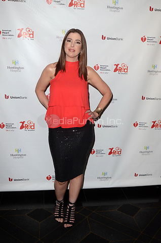 HOLLYWOOD, CA - MAY 17: Wendy Wilson at the American Heart Association's 3rd Annual Rock The Red Music Benefit at Avalon in Hollywood, California on May 17, 2018. Credit: David EdwardsMediaPunch