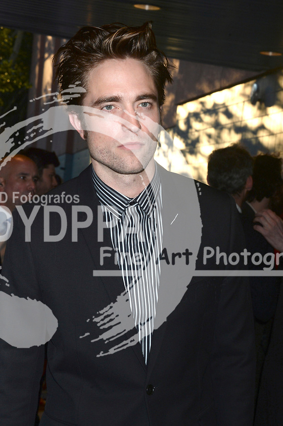 Robert Pattinson bei der Premiere des Kinofilms 'Good Times' im SVA Theater. New York, 08.08.2017