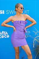 MIAMI, FL - MAY 11: Jasmine Sanders attends the Sports Illustrated Swimsuit On Location Day 2 at Ice Palace on May 11, 2019 in Miami, Florida. <br /> CAP/MPI140<br /> ©MPI140/Capital Pictures