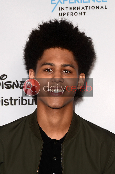 Rhenzy Feliz<br /> at the Disney ABC International Upfront, Walt Disney Studios, Burbank, CA 05-20-18<br /> David Edwards/DailyCeleb.com 818-249-4998