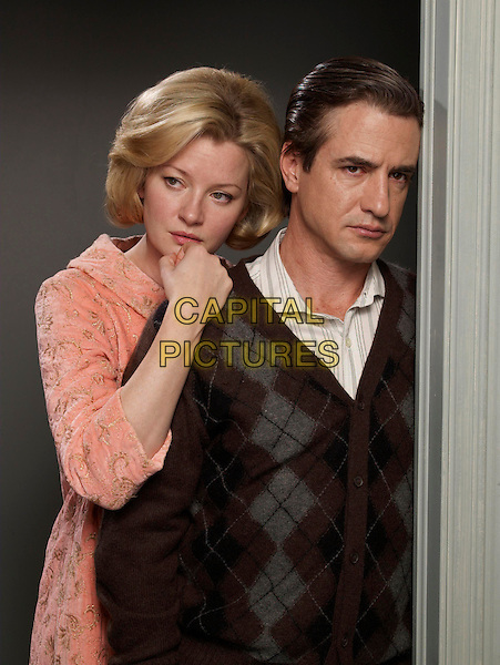 GRETCHEN MOL & DERMOT MULRONEY.in The Memory Keeper's Daughter .*Filmstill - Editorial Use Only*.CAP/FB.Supplied by Capital Pictures.