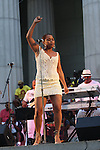 "Elisabeth Withers Performs at ""A Great Day In Harlem"" A Concert Under The Stars - The Sounds of Philadelphia, NY 7/25/10"