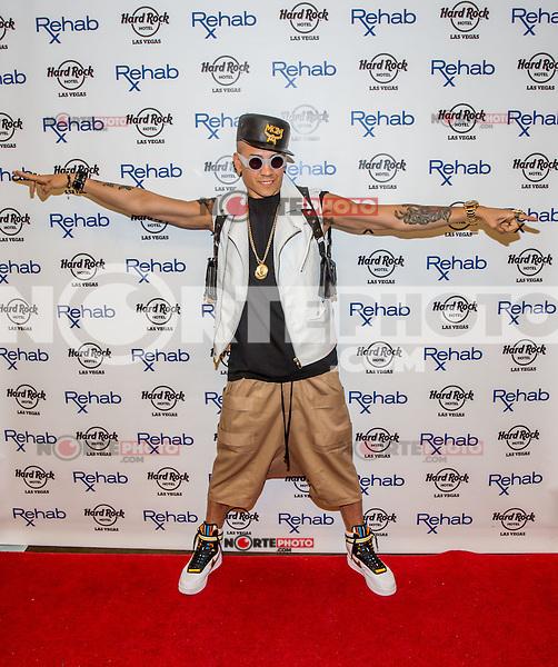 LAS VEGAS, NV - April 26 :  Jaime Luis Gómez AKA TABOO performs at DJ set at Rehab Pool Party at Hard Rock Hotel & Casino in Las Vegas, NV on April 26, 2014. © Kabik/ Starlitepics ***HOUSE COVERAGE*** /NortePhoto