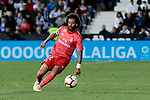 Real Madrid's Marcelo Vieira during La Liga match between CD Leganes and Real Madrid at Butarque Stadium in Leganes, Spain. April 15, 2019. (ALTERPHOTOS/A. Perez Meca)