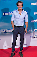 "Jesus Olmedo during the premiere of ""Cuerpo de Elite"" at Capitol cinema. Madrid. August 25, 2016. (ALTERPHOTOS/Rodrigo Jimenez) /NORTEPHOTO"