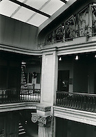 UNDATED..Conservation.Downtown West (A-1-3)..Monticello Arcade Interior...NEG#..