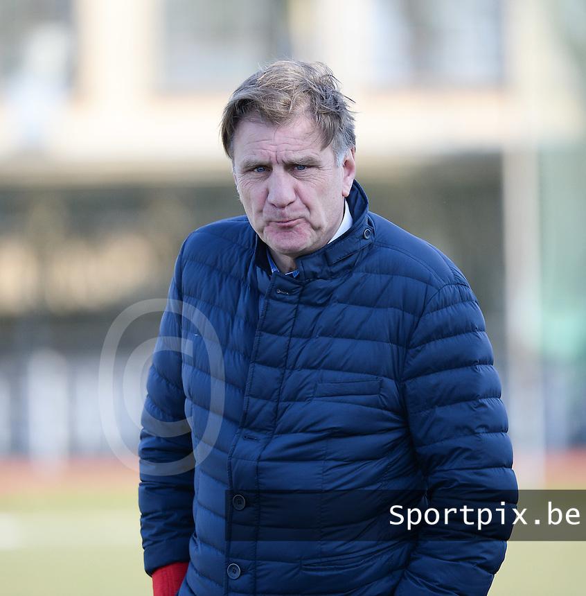 SK Deinze : Jan Ceulemans <br /> foto VDB / BART VANDENBROUCKE
