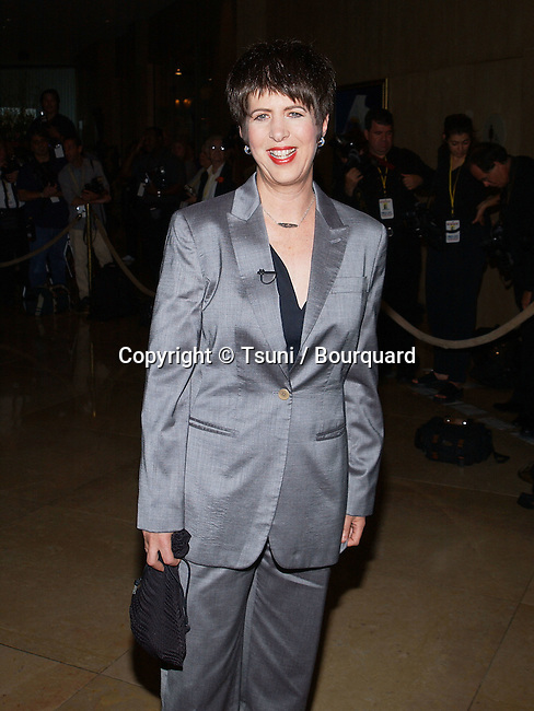 Diane Warren arriving at the 5th Hollywood Film Festival Gala Ceremony Awards at the Beverly Hilton in Los Angeles.  August 6, 2001 © Tsuni          -            WarrenDiane05.jpg