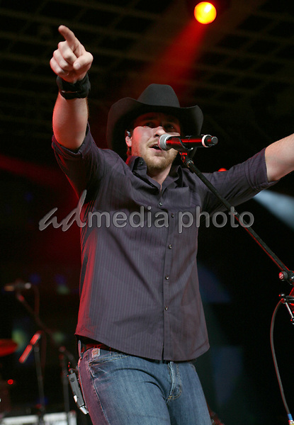 14 May 2007 - Las Vegas, Nevada - Chris Young. The Academy of Country Music presents its fourth annual New Artists' Show   featuring performances by 'Top New Artist' nominees held at the MGM Grand Ballroom in the MGM Grand Convention Center. Photo Credit: Byron Purvis/AdMedia