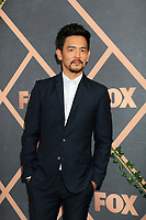 LOS ANGELES - SEP 25:  John Cho at the FOX Fall Premiere Party 2017 at the Catch on September 25, 2017 in West Hollywood, CA