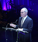 """Todd Haimes during the Roundabout Theatre Company's 2017 Spring Gala """"Act ii: Setting the Stage for Roundabout's Future""""  presentation honoring Frank Langella and Leonard Tow at the Waldorf Astoria Hotel on February 27, 2017 in New York City."""