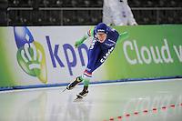 SCHAATSEN: BERLIJN: Sportforum Berlin, 06-12-2014, ISU World Cup, Jorrit Bergsma (NED), ©foto Martin de Jong