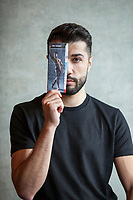 Ahmad Joudeh (born April 4, 1990 in Yarmouk) is a ballet dancer and a choreographer from Syria. He moved to the Netherlands with help of the Dutch National ... Milan 17 novembre 2018. © Leonardo Cendamo