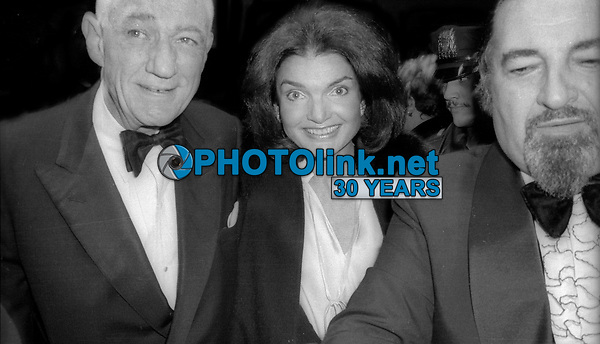 Jackie Kennedy 1978<br /> Photo by Adam Scull/PHOTOlink.net