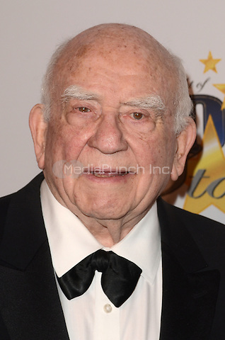 BEVERLY HILLS, CA - FEBRUARY 26: Ed Asner at the 27th Annual Night of 100 Stars Oscar Viewing Gala at the Beverly Hilton Hotel in Beverly Hills, California on February 26, 2017. Credit: David Edwards/MediaPunch