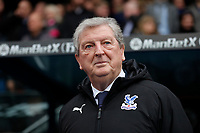 5th January 2020; Selhurst Park, London, England; English FA Cup Football, Crystal Palace versus Derby County; Crystal Palace Manager Roy Hodgson - Strictly Editorial Use Only. No use with unauthorized audio, video, data, fixture lists, club/league logos or 'live' services. Online in-match use limited to 120 images, no video emulation. No use in betting, games or single club/league/player publications
