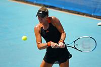 18th July 2020, Cannes, France;   Kristina Mladenovic france at the Challenge Elite FFT tournament